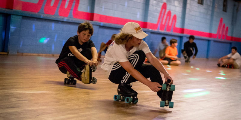 Roller Skating in Rocky Mount, North Carolina