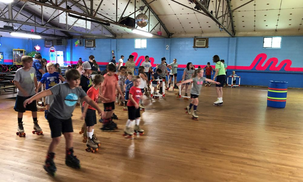 #1 Mistake Parents Make While Teaching Kids to Roller Skate