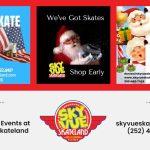 November events in Rocky Mount at Sky-Vue Skateland